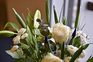coronas de flores Tanatorio de Colmenar de Oreja